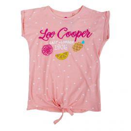 Tshirt mc 6-14ans lc18433 Enfant LEE COOPER marque pas cher prix dégriffés destockage