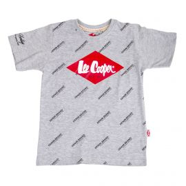 Tshirt mc 6-14ans glc80024 Mixte LEE COOPER
