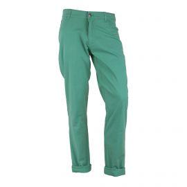 Pantalon en toile vert Homme RUCKFIELD marque pas cher prix dégriffés destockage