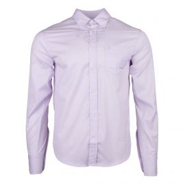 Chemise manches longues violet clair Homme RUCKFIELD