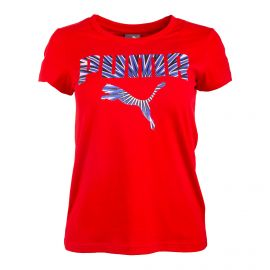 Tee-shirt mc 593153-01 Femme PUMA