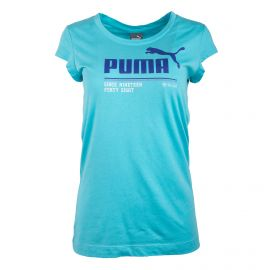 Tee shirt mc 830635-02 Femme PUMA