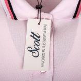 Polo Nanou Femme SCOTT marque pas cher prix dégriffés destockage