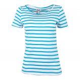 Tee shirt marinière manches courtes adaline Femme SCOTT