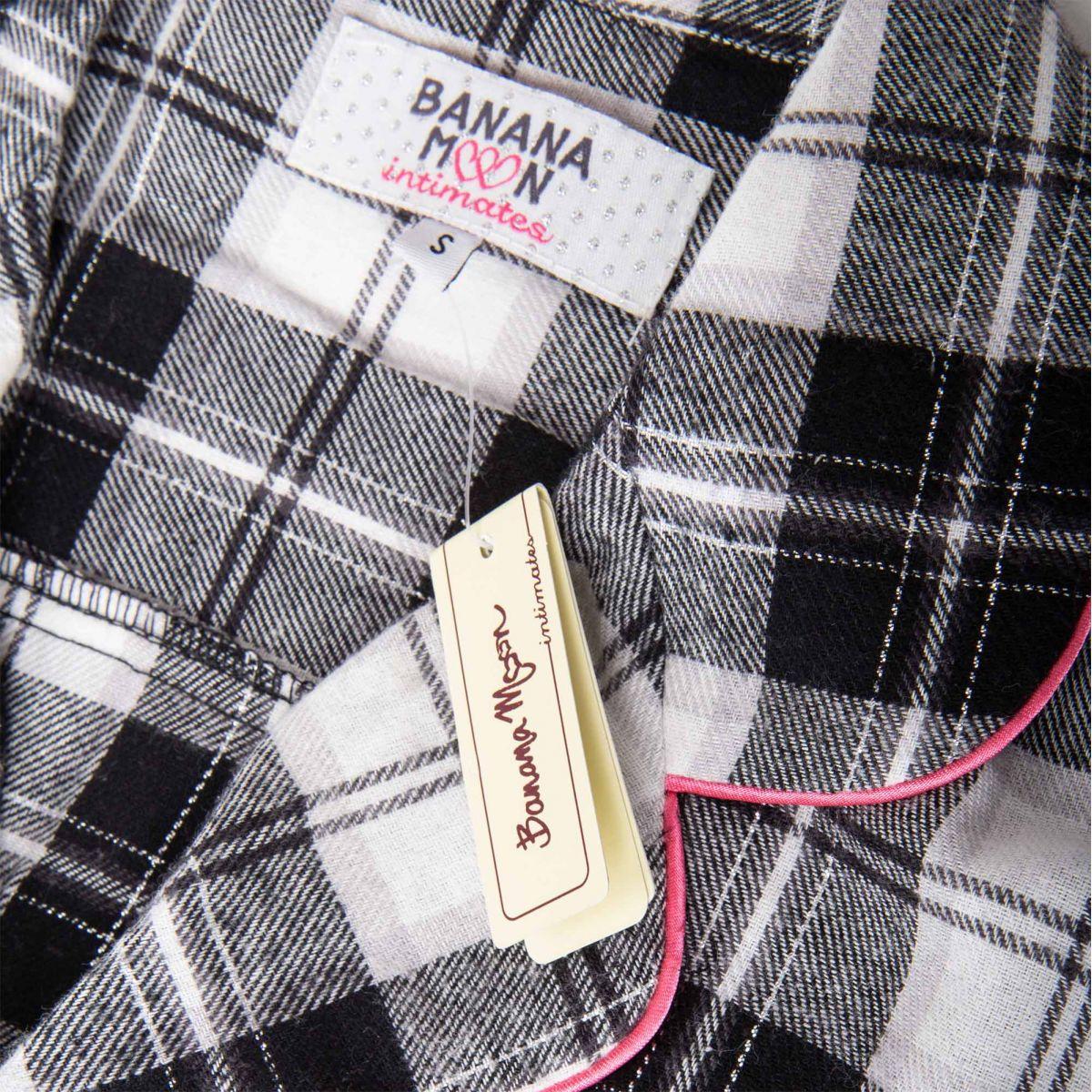 avant-garde de l'époque texture nette performance fiable Ensemble Pyjama carreaux 2 pièces manches longues Femme ...