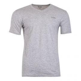 Tee shirt gris mc ilenzo Homme LEE COOPER