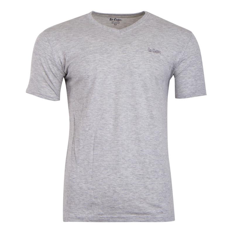 Tee-shirt gris mc ilenzo Homme LEE COOPER