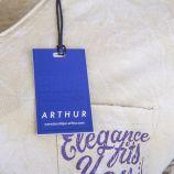 Tee shirt manches courtes délavé Homme ARTHUR marque pas cher prix dégriffés destockage