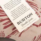 Casquette imprimée Mixte BURTON marque pas cher prix dégriffés destockage