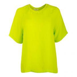 Tee-shirt mc rosa146e14 Femme AMERICAN VINTAGE