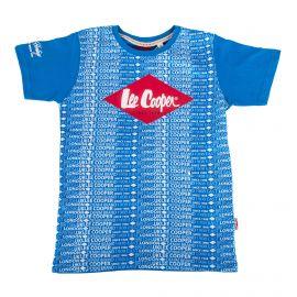 Tee shirt mc lc60220 6-14ans Garçon LEE COOPER marque pas cher prix dégriffés destockage