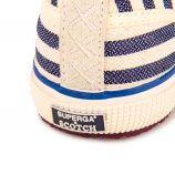 Baskets toile Enfant SCOTCH AND SODA marque pas cher prix dégriffés destockage