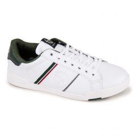 Basket stm914120 white/green Homme SERGIO TACCHINI